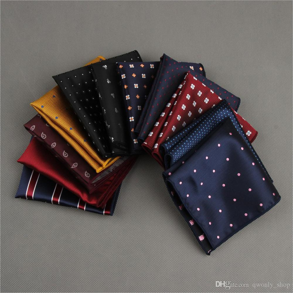 fcc5c469d304 Mens Pocket Squares Handkerchief Silk Scarf 1200 Pin High Latitude Dense Suit  Pocket Towel Mens Silk Satin Pocket Square Handkerchief Plain Hankerchif ...