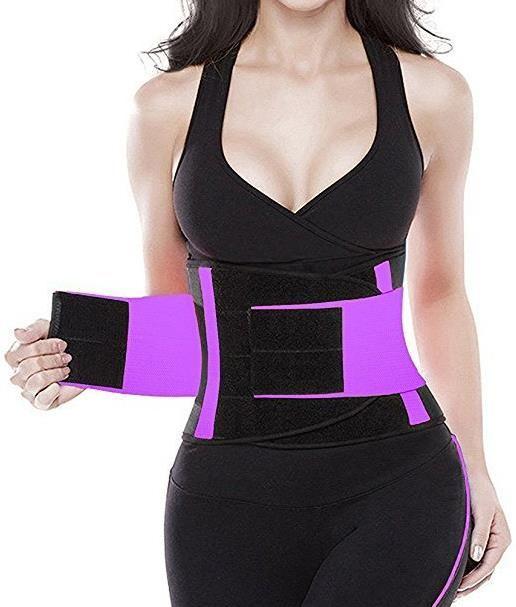 a6e781a663 Women S Waist Cincher Waist Trimmer Corset Ventilate Adjustable Tummy  Trimmer Trainer Belt Weight Loss Slimming Belt A669 Electronic Slimming  Belt Belly ...