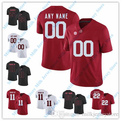 quality design 04d7a d6c03 Alabama Crimson Tide Jersey Irv Smith Jr. Eddie Smith Brian Robinson Jr.  Chris Owens Michael Parker Joshua McMillon Jaylen Moody Tommy Brown