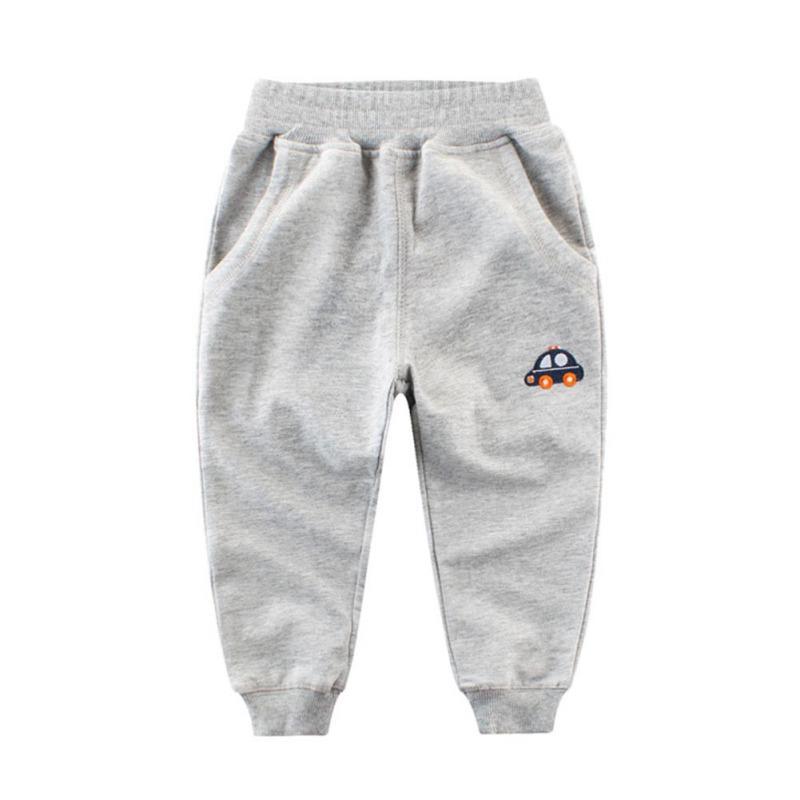 67024d0c91289 Acheter Enfants Bébé Pantalon Coton Garçons Pantalons De Jogging Printemps  Automne 2018 Nouveaux Enfants Casual Sports Pantalons Enfants Garçons  Vêtements 2 ...