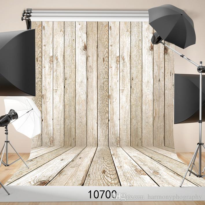 Wooden Wall Vinyl Backdrop Photo Studio Props Children Baby Photography Background Digital Screen Wedding Backdrops 10700 Backgrounds