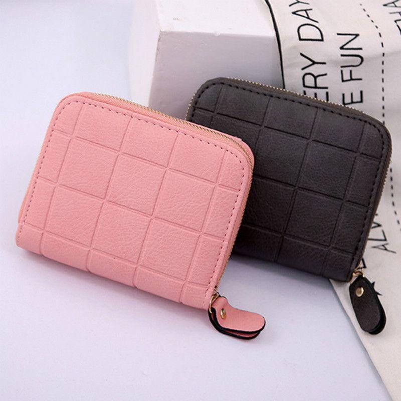 49f4c88c7f5c Carteras New Fashion Women s Purse Card Holder Women Small Wallet ...