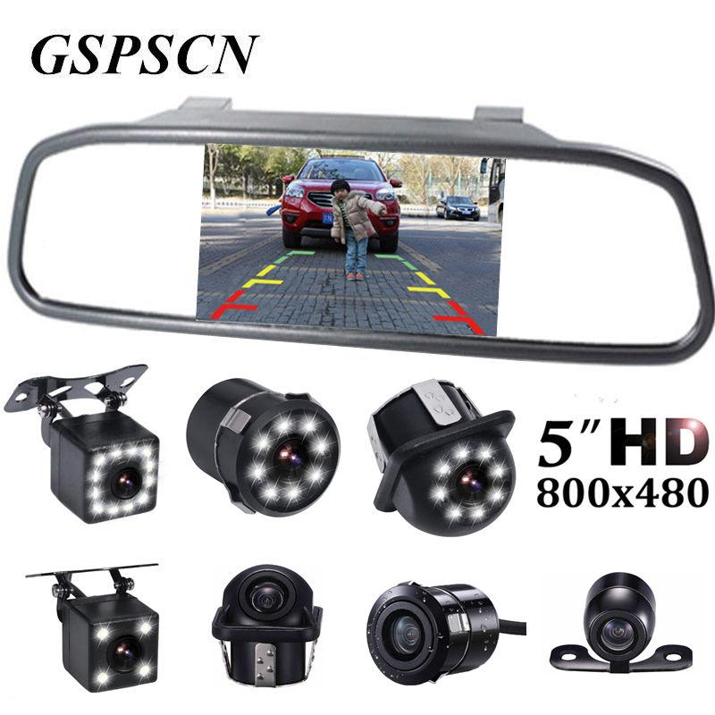 Consumer Electronics Careful 7 Led Night Vision Car Rear View Reverse Backup Parking Camera Cmos Waterproof
