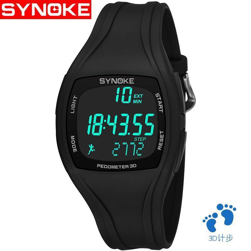 2019 Top Luxus Marke Herren Sport Uhren Dive 50 M Digital Led Military Uhr Männer Casual Elektronik Armbanduhren Uhren Herrenuhren