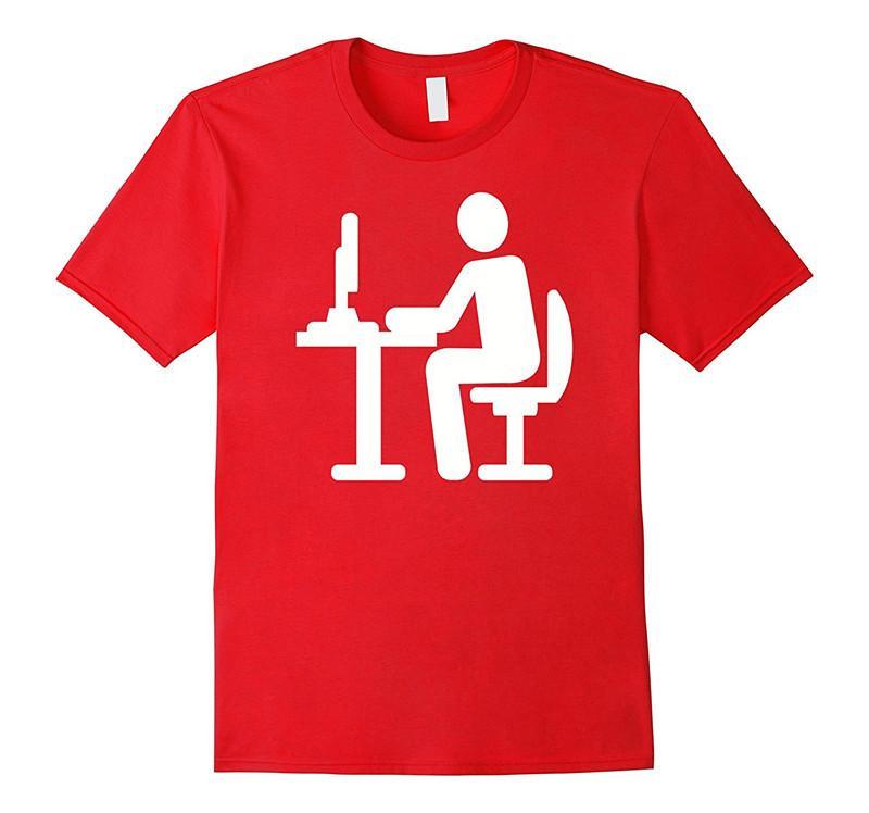 ef1ac1434 Bulk T Shirts Mens Graphic Tees Programmer Short Men Crew Neck Summer Tee  Shirt Fitted Shirts T Shirt Sale From Societhirty, $11.0| DHgate.Com