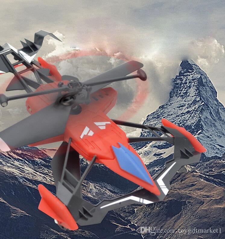 Hélicoptère Cadeau Enfants Jouet À Avion Distance Jouets Double Drone Usage Télécommande Voiture 0PkONn8wX