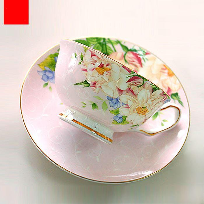 dd45c3b19e4 2019 220ML, Fine Bone China Vintage Tea Cup Set, Craft Tea Cup With Saucer,  Porcelain Coffee Cup, Cafeteira Porcelain Cup And Saucer From  Dh_home_garden, ...