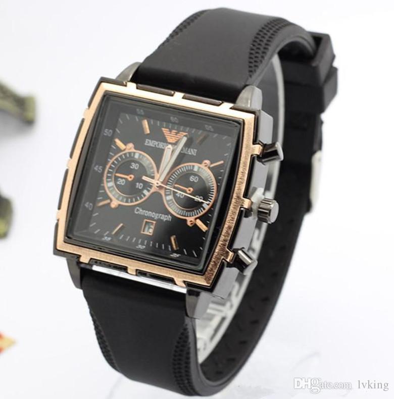 Großhandel 2018 Heiße Neue Marken Uhren Männer Luxusmarke Uhr Mode