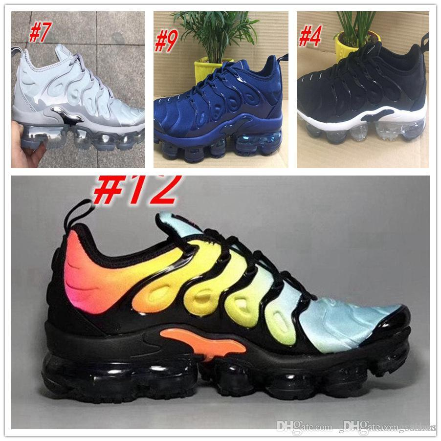 2018 NEW TN Plus Olive In Metallic White Silver Colorways Shoes Men Women Casual Pack Triple Black airs Shoes best store to get cheap online JzzVyhp1VY