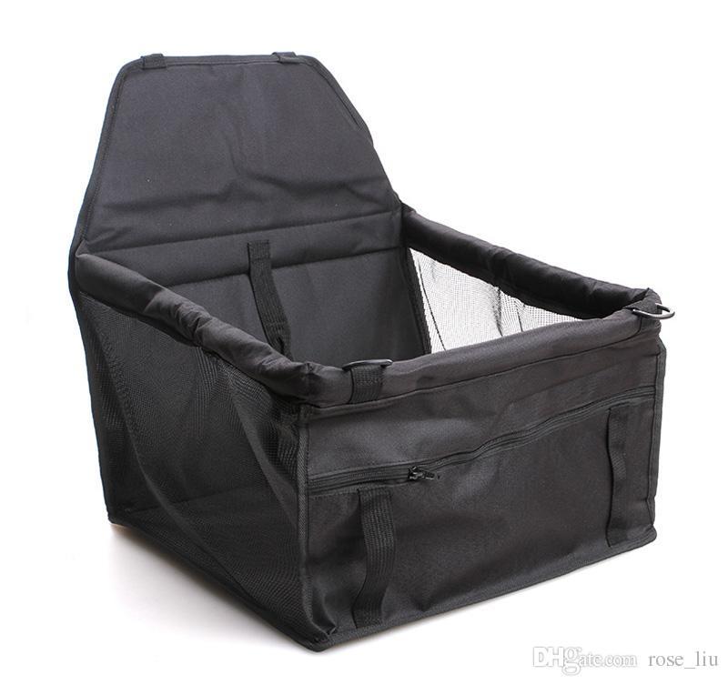 Ordinary design Pet Carrier Car Seat Pad Safe Carry House Cat Puppy Bag Waterproof Car Travel Accessories Blanket Waterproof Dog Basket B