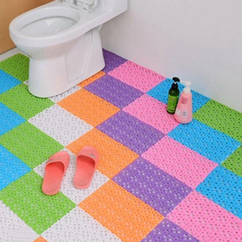 2019 Bathroom Mat Plastic Non Slip Bath Mat Set Kitchen Door Floor