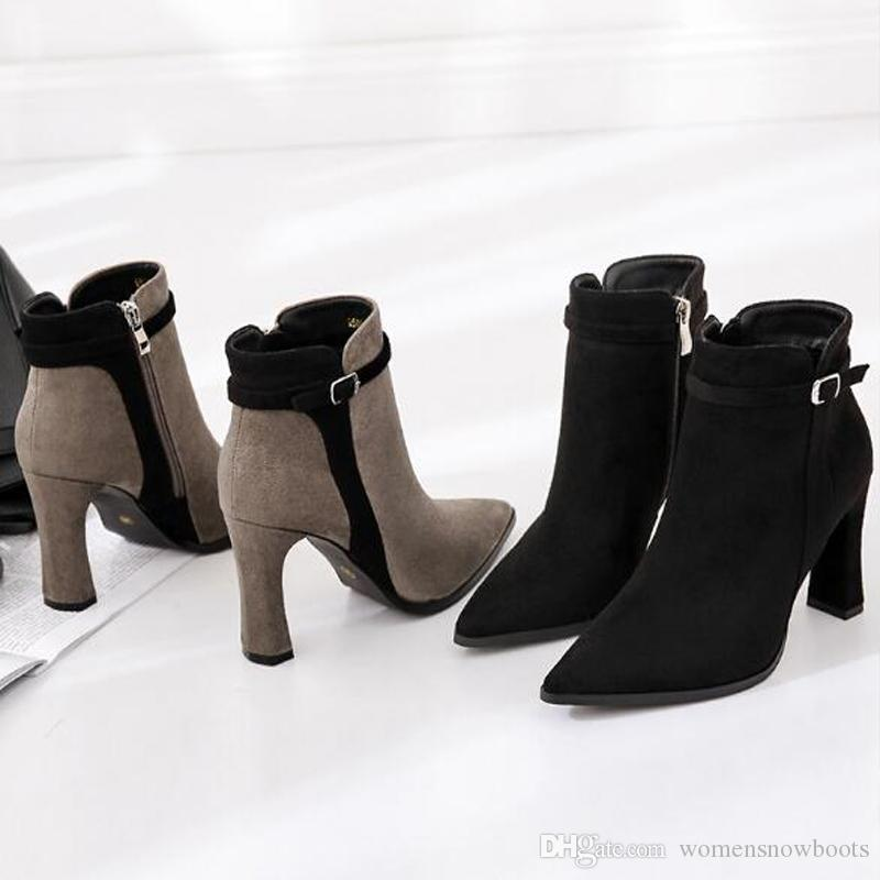 Acheter 2018 Mode Femmes Nouveau Printemps Et été Femmes Mode Chaussures Europe bf9e0a