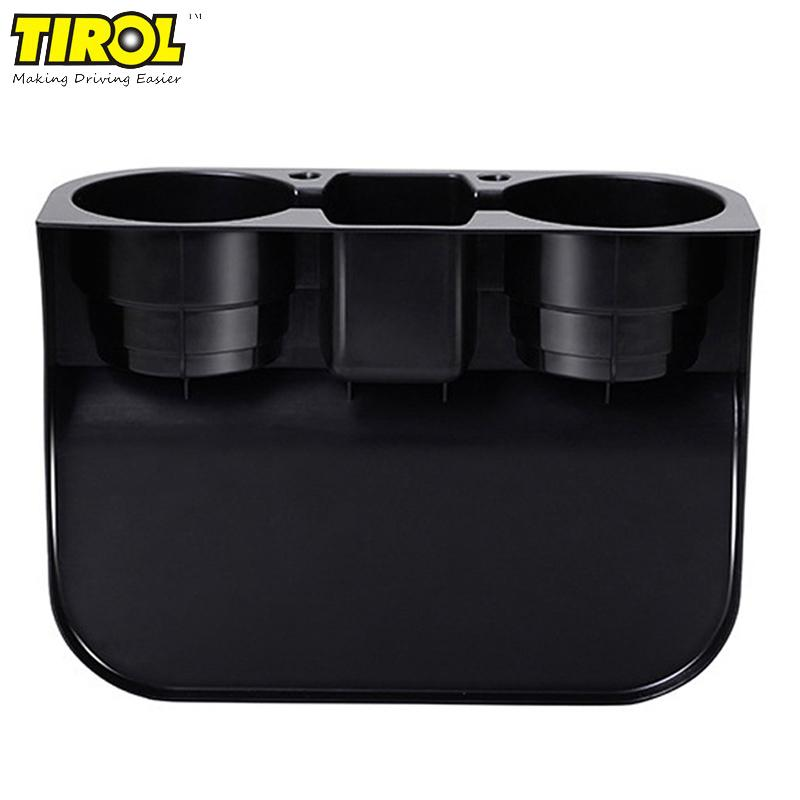 Portable Car Auto Cup Holder Vehicle Seat Cup Cell Phone Drink Holder Glove  Box Car Interior Organizer styling