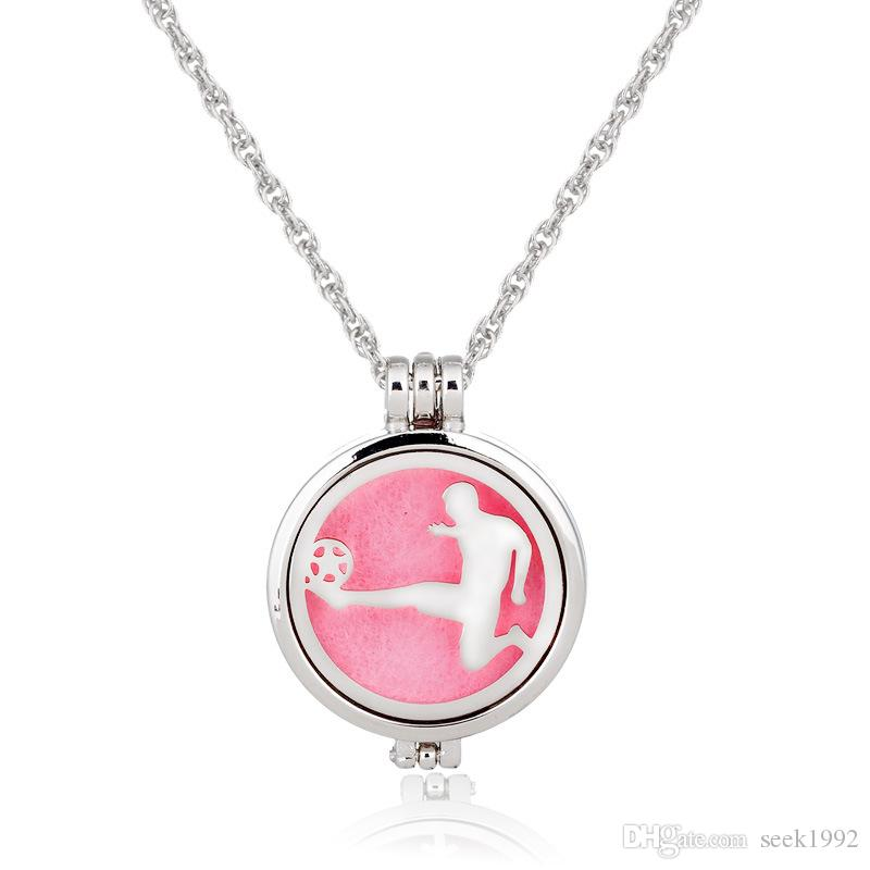 Wholesale football cool fashion snake stainless steel fashion wholesale football cool fashion snake stainless steel fashion jewelry essential oil diffuser necklace best gift for friend wholesale jewelry name necklace solutioingenieria Images