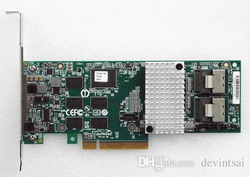LSI SAS 9261-8i RAID Kartı 512 MB Önbellek RAID5 için