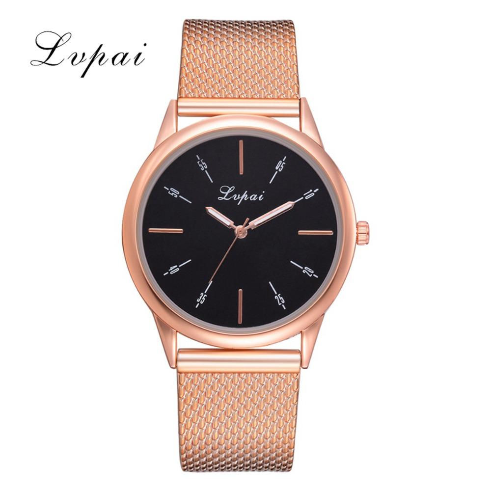 ab50abfaaa9 Lvpai Brand Fashion Watches Women Fashion Luxury Watch Ladies Simplicity  Classic Wrist Quartz High Quality Women S Watches Gold Watches Expensive  Watches ...