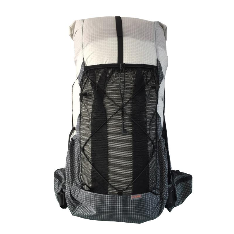 35L 45L Lightweight Durable Travel Camping Hiking Backpack Outdoor  Ultralight Frameless Packs Dyneema 3F UL GEAR Backpacks For Teens Cheap  Backpacks From ... 8f2b051642