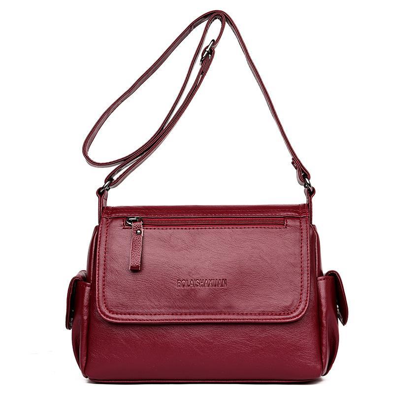 Humorous New Bag European And American Fashion Crocodile Bolsos Mu Pattern Ladies Handbag Large Capacity Single Shoulder Diagonal Package Women's Bags