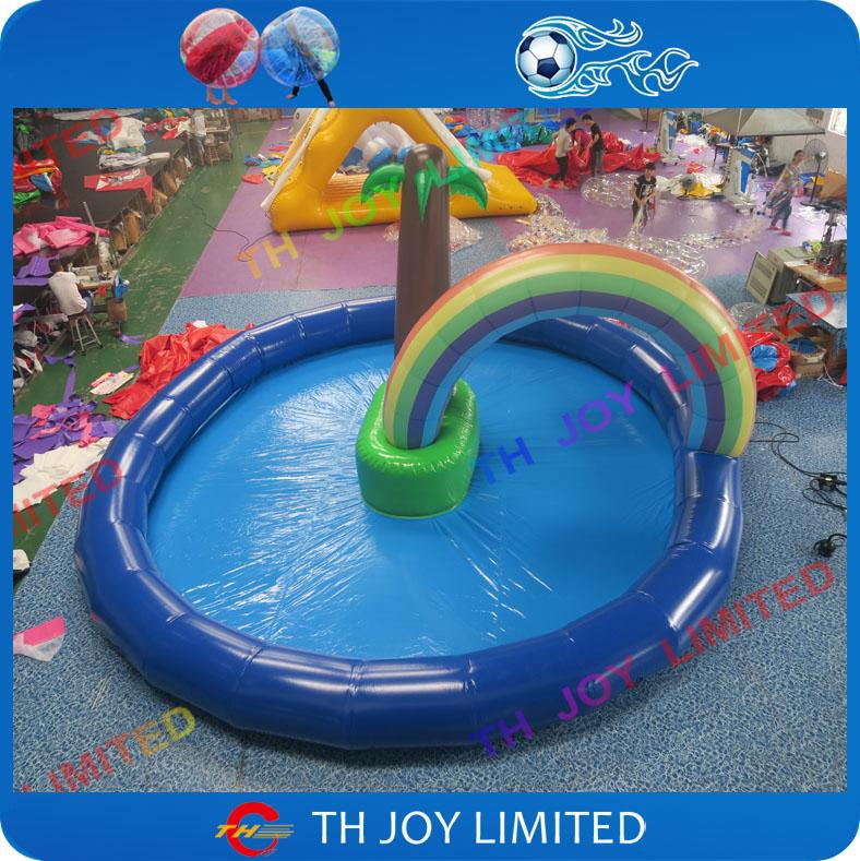 Marvelous !8x7m Giant Inflatable Pool Large Inflatable Swimming Pool, Adult Swimming  Pool,Inflatable Pool Blue Large Indoor Tent Princess Indoor Tent From  Fashion09, ...