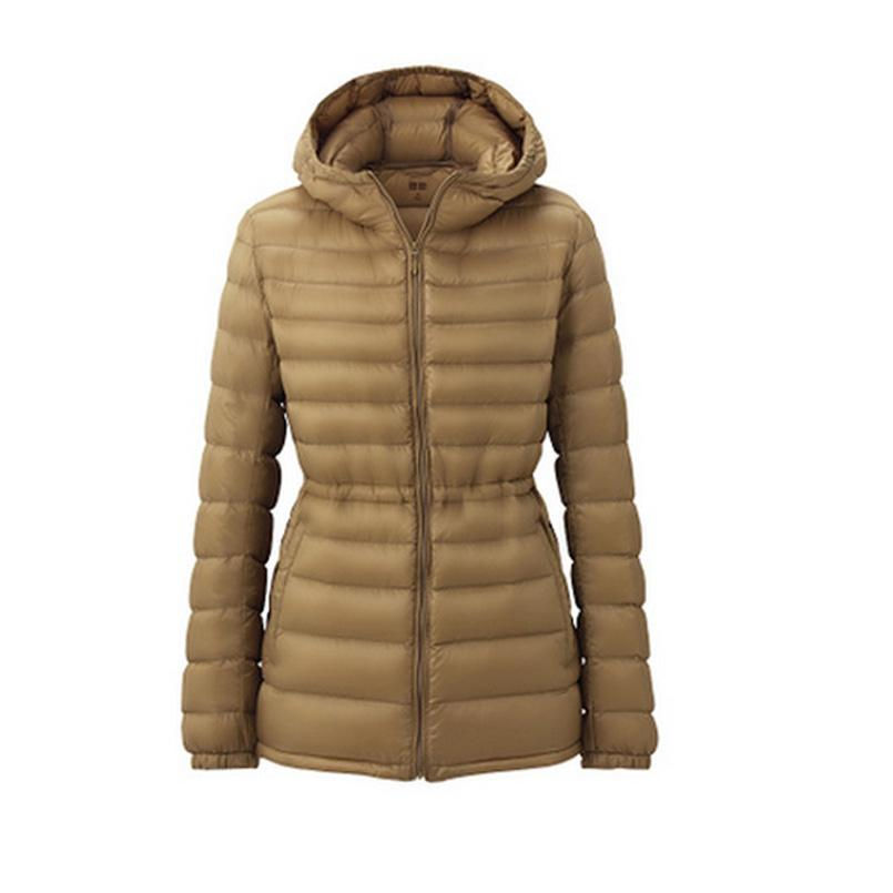 2017 Winter Ultra Light Duck Down Jacke Damen Marke Weiße Ente Unten Parka Mit Kapuze Plus Größe Mäntel