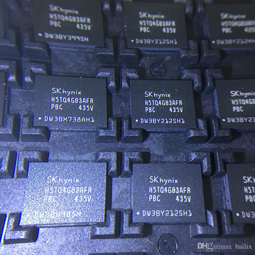 Wholesale-Free shipping 20 lot PCS H5TQ4G83A H5TQ4G83AFR-PBC BGA  electronics parts in stock new and original ic