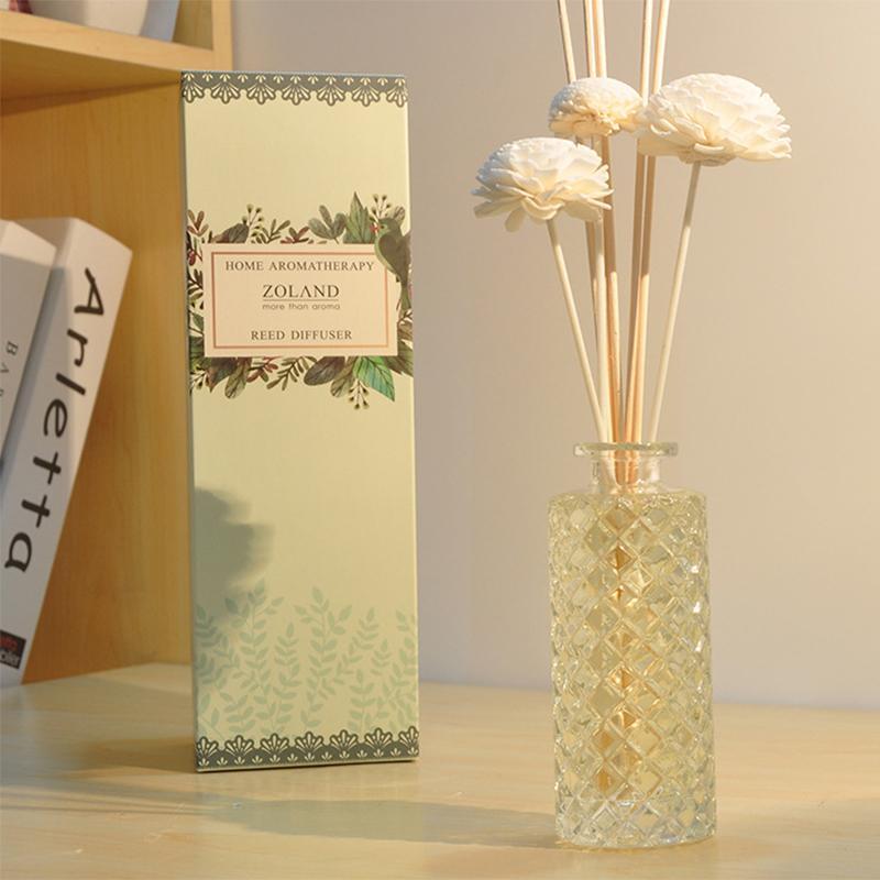Bohemian/czech Glass Vase Fragrant Aroma Pottery & Glass