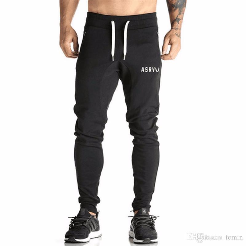 Compre Pantalones De Chándal Para Hombre Pantalones Chandal Hombre  Pantalones De Chándal Para Hombres A  25.83 Del Temin  d7cc41fd7de11