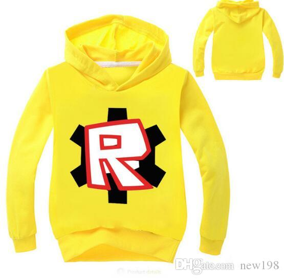 New Roblox Sweater For Boys Sweatshirt Red Noze Day Costume Children
