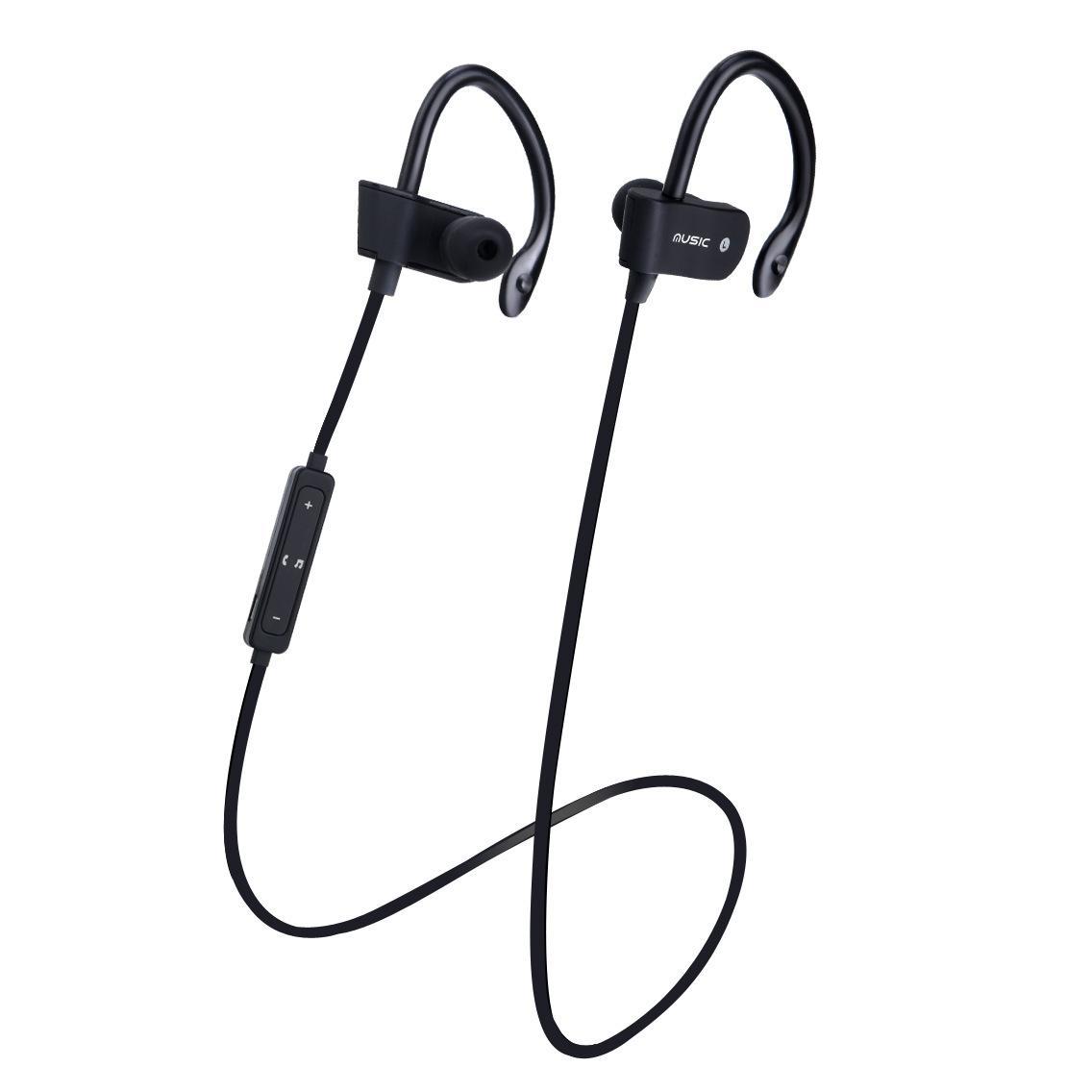 Hongsund Wireless Bluetooth 41 Headset Earphone Stereo Bass Music Musik Beats S450 Sport Headphone Handsfree With Mic For Ios Android Smartphone Part