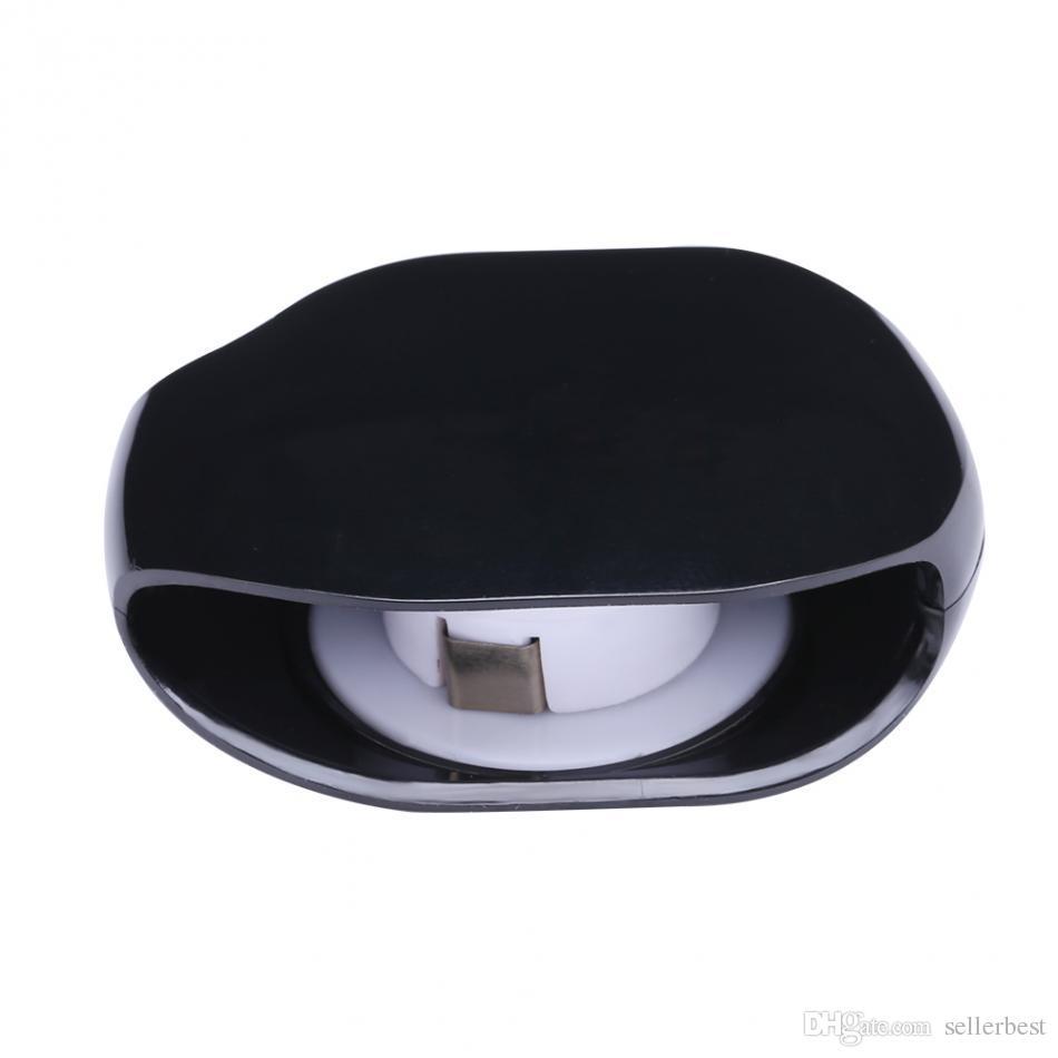 Otomatik Kablo Kordon Tel Organizatör Bobin Sarıcı Akıllı Wrap Için Kulaklık Kulak Kulaklık Veri Kablosu Evrensel Ücretsiz Nakliye