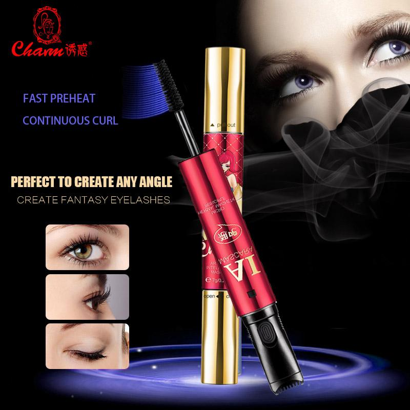 b45e3bacf6a Brand Chram Eyelashes Mascara Makeup Eyes 3d Fiber Lashes Volume  Longwearing Lengthening Thick Curling Cosmetics Waterproof Foundation Makeup  Makeup Brands ...