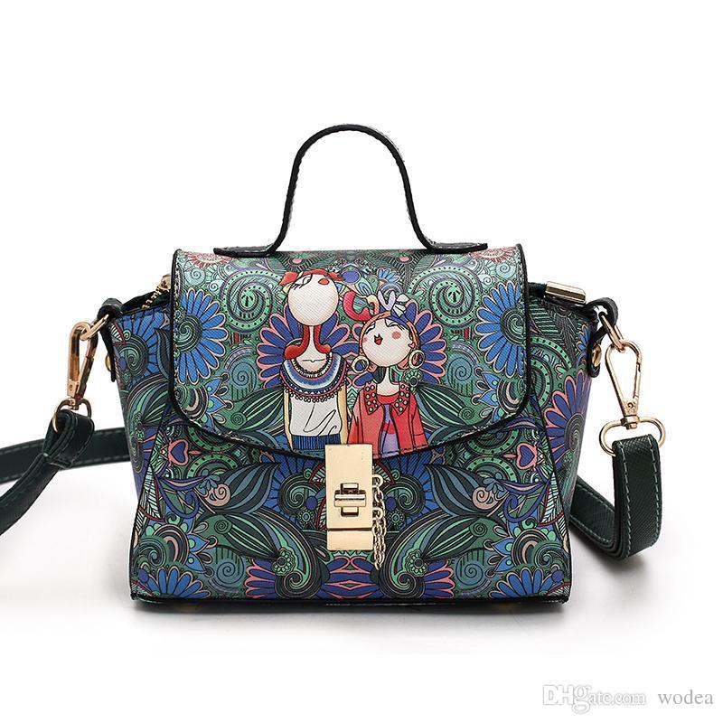 53b2a0904ea8 Wholesale- 2016 New Style Women Bags Designer Pu Leather Handbags ...