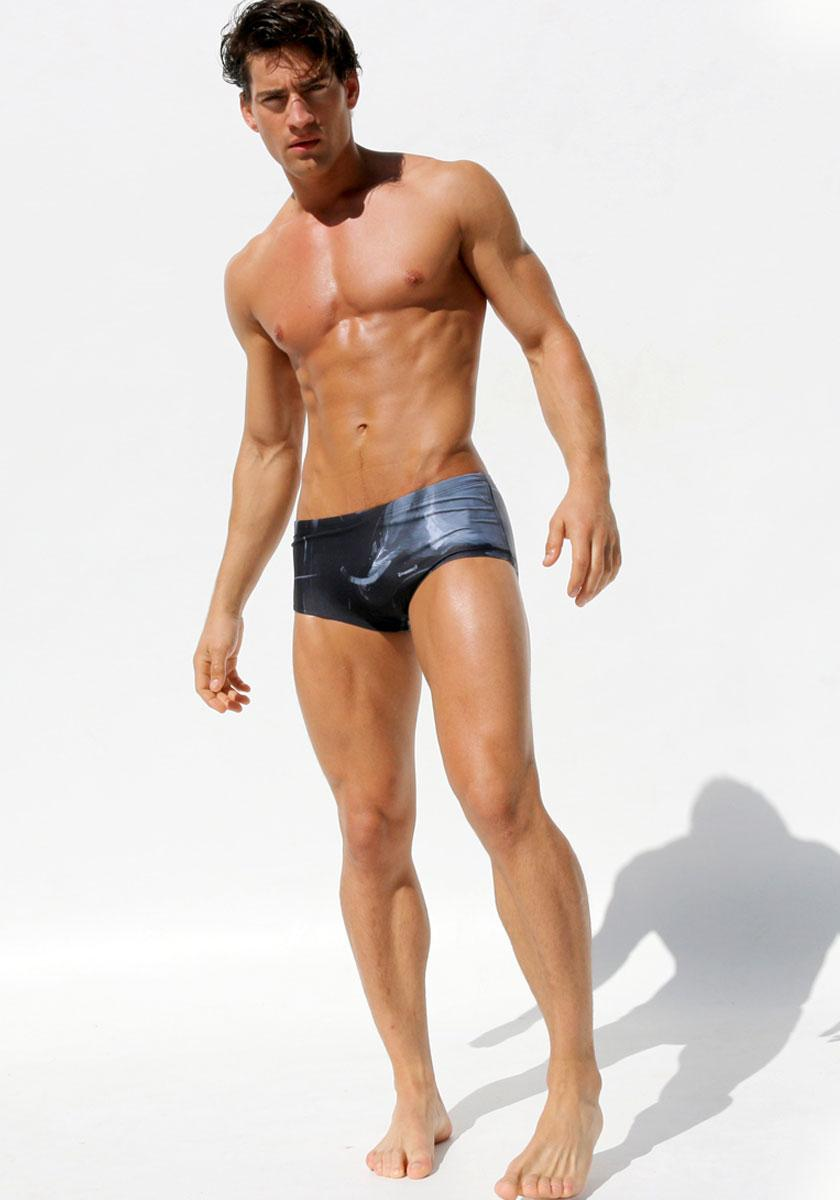 db0ee1f6fb 2019 Brand Gay Men Swimwear Swimming Trunks Plus Size Sexy Boardshorts Male  Swim Briefs Bikini Sunga Brazilian Bulge Swimsuit From Yuzhaolin, ...
