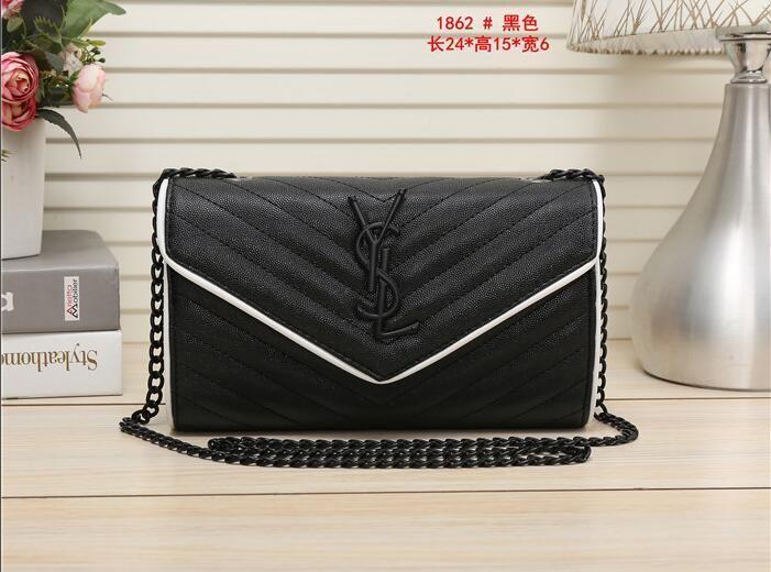 1132b6bf59b9 2018 Hot Sell Designers Women Famous Brand Luxury PU LEATHER ...
