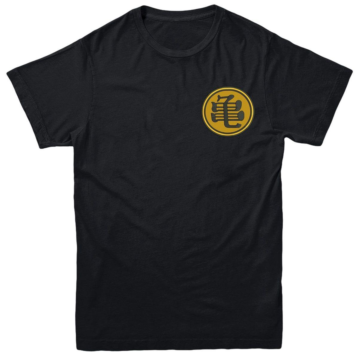 Master Roshis Kanji Symbol T Shirt Dragon Ball Z Inspired