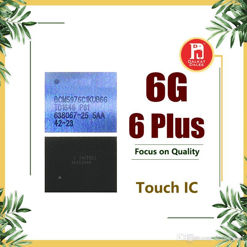 Nuovo touch screen IC iPhone 6 6plus bianco U2401 + nero U2402 Chip parti di ricambio cellulare