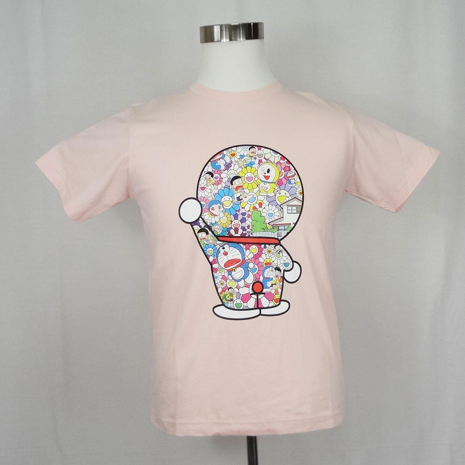 b8812bde Doraemon × Takashi Murakami UT UNIQLO Graphic T Shirt Japan S/M/L/XL Funny  Unisex Casual Tee Gift Shirts With Designs R Shirt From Fat_dad, $12.96|  DHgate.