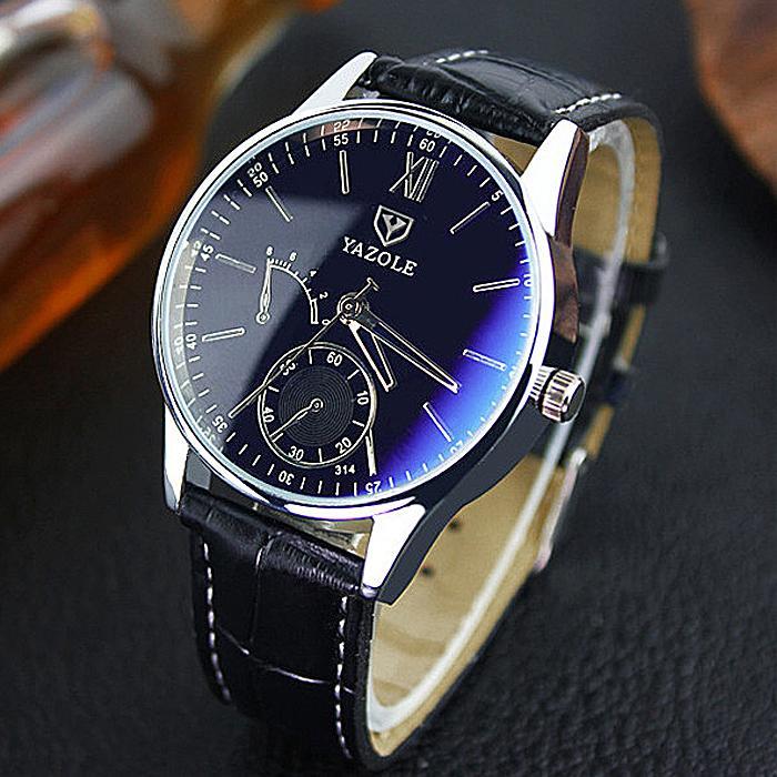 6a9cd9c66e1 Compre 2018 Mens Relógios Top Marca De Luxo Famoso Relógio De Quartzo  Homens Relógios De Pulso Masculino Relógio De Pulso De Quartzo Relógio  Relogio ...