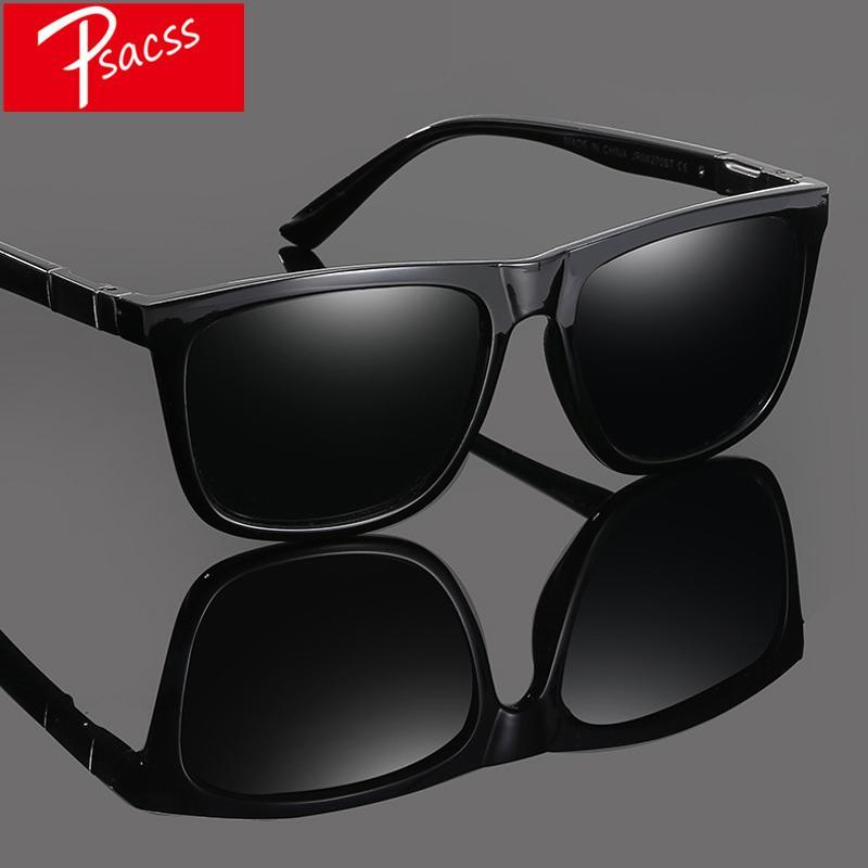 88914821594 Psacss Retro Polaroid Men Sunglasses Rainbow Color Lens Metal Frame Sun  Glasses Male Brand Design Sunglass Oculos De Sol Shades Wholesale Sunglasses  Cool ...
