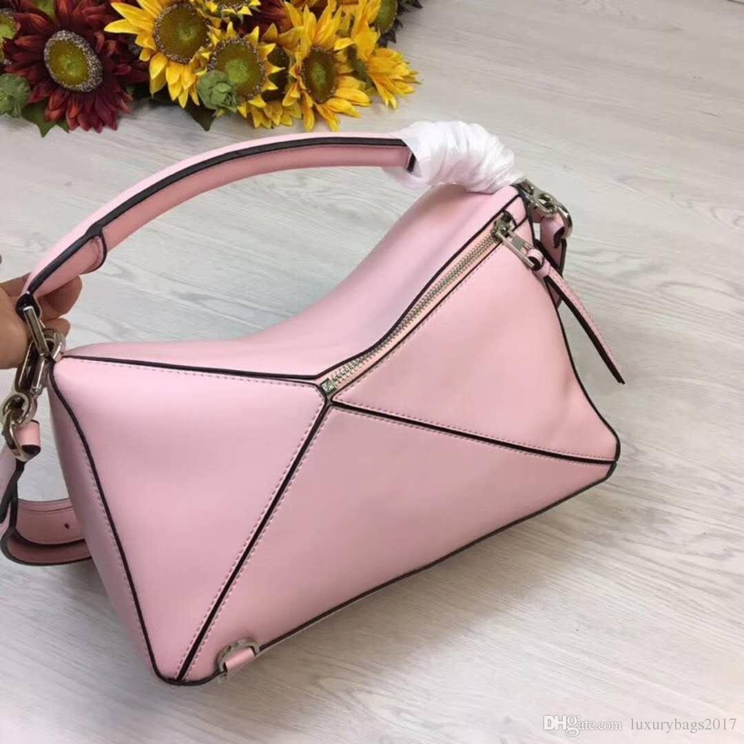 d9bcae851d9 Classsic Genuine Leather Handbag Shoulderbag With AAAA Qulaity Brand ...