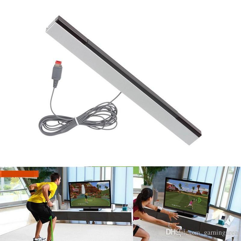 Проводной ИК-приемник ИК-лучей для Wii и Wii U Консоль высокого качества БЫСТРЫЙ КОРАБЛЬ