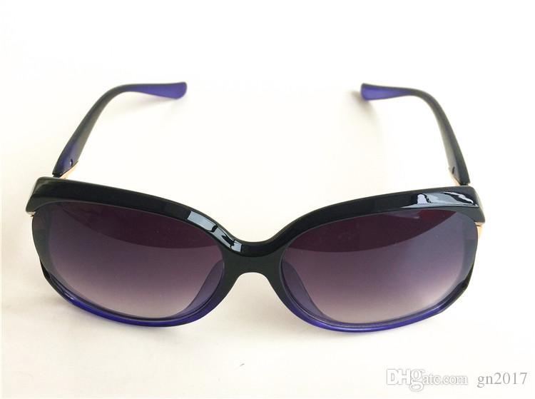 56e13ac4867e Fashion Sunglasses For Women Brand Designer Oversize Frame Sun Glasses  Adumbral Eyeglasses Anti UV Spectacles For Shopping Travel Eyewear Designer  ...