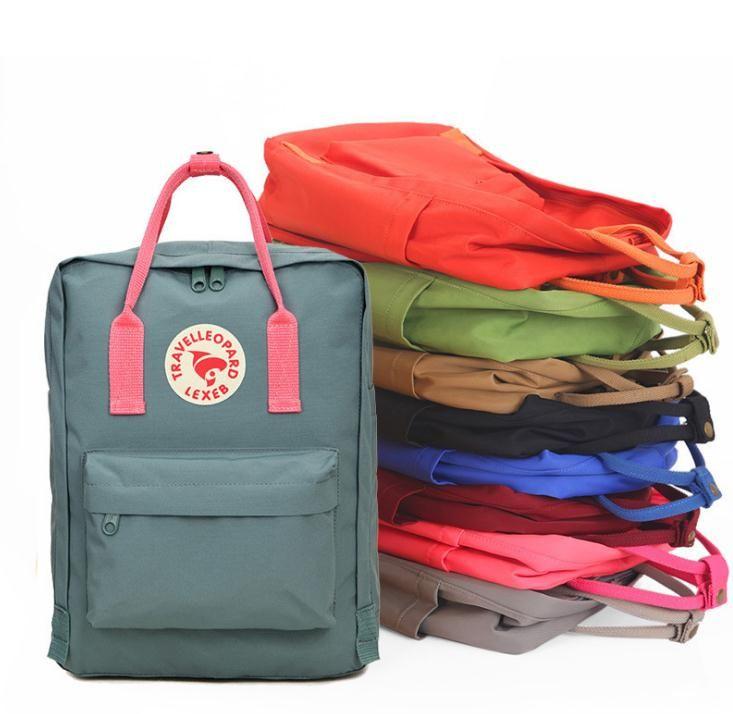 Backpacks School Bags For Teenagers Girl Mochila Feminina Students Satchel  2018 Women Girls Backpack Charging Nylon Womens Backpacks Pink Backpacks  From ... 625b224baa946