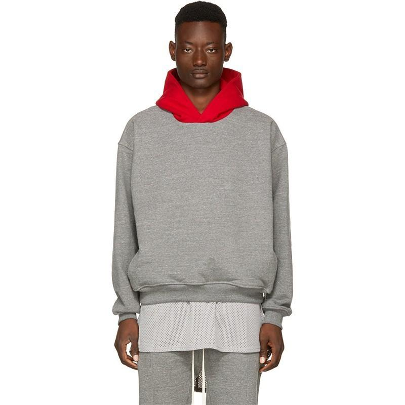 35a9ff2e42c6 2019 Fear Of God 5th Heavy Terry Everyday Hoodie Hooded Sweatshirt ...