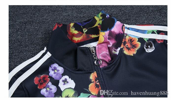 Esportes terno feminino primavera 2018 nova versão coreana do fino cardigan moda coreana de moda feminina dois conjuntos