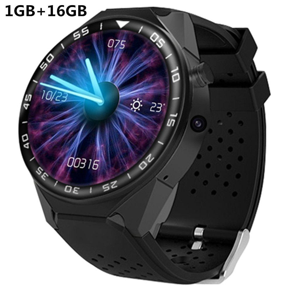 7591c62c78f Compre Atacado S99C Relógio Inteligente Com Câmera Android 5.1 MTK6580 1 GB    16 GB Pedômetro Monitor De Freqüência Cardíaca Bluetooth 3G WiFi  Smartwatch De ...
