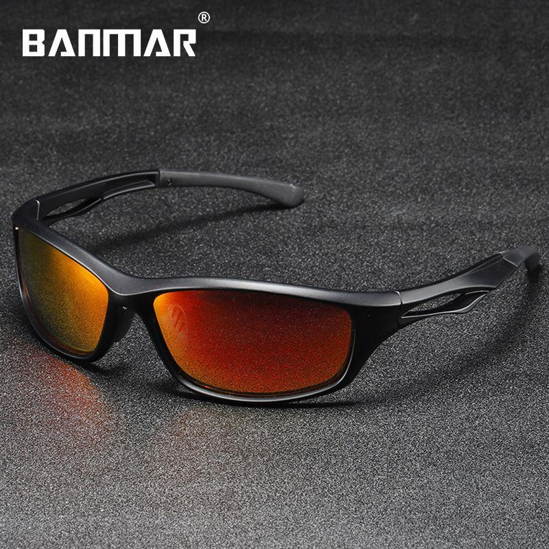 70be02c43001 BANMAR Brand Designer Classic Polarized Sunglasses Men Driving TR90 Frame  Sun Glasses Sports Goggles UV400 Gafas Oculos De Sol 0968 Classic Polarized  ...
