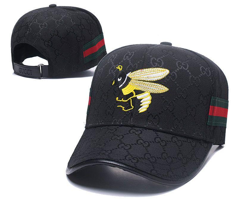a168e76bf1d New Bee Embroidered Baseball Caps For Men Sup Hat Roger Federer Balls Cheap  Drake Ovo Snapback Stylish Hats Popular Baseball Caps G12 Flat Caps For Men  ...