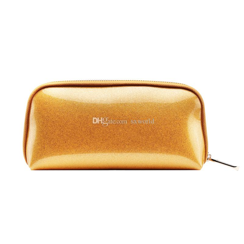 9b7ab3673d40 Blank Wholesale Fashion Small Portable Wash Women Cosmetic Bag Leather  Cosmetic Bag Leather Small Cosmetic Bag Blank Wholesale Cosmetic Bag Online  with ...