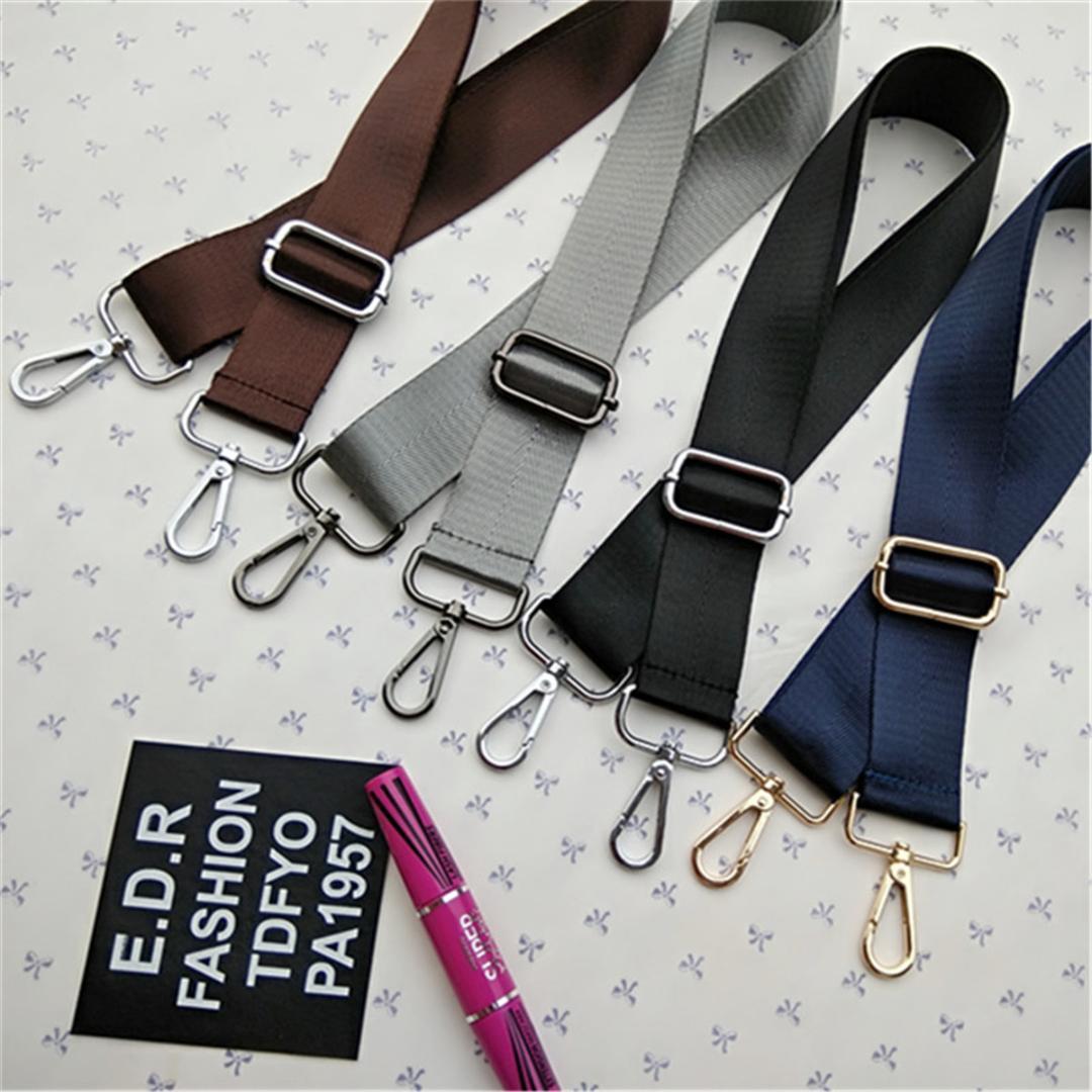 Luggage & Bags Shoulder Strap Handbag Replacement Webbing Belt Clip On Handle Crossbody Adjustable